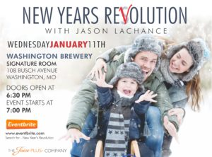 New Year's Revolution @ Washington Brewery | Washington | Missouri | United States