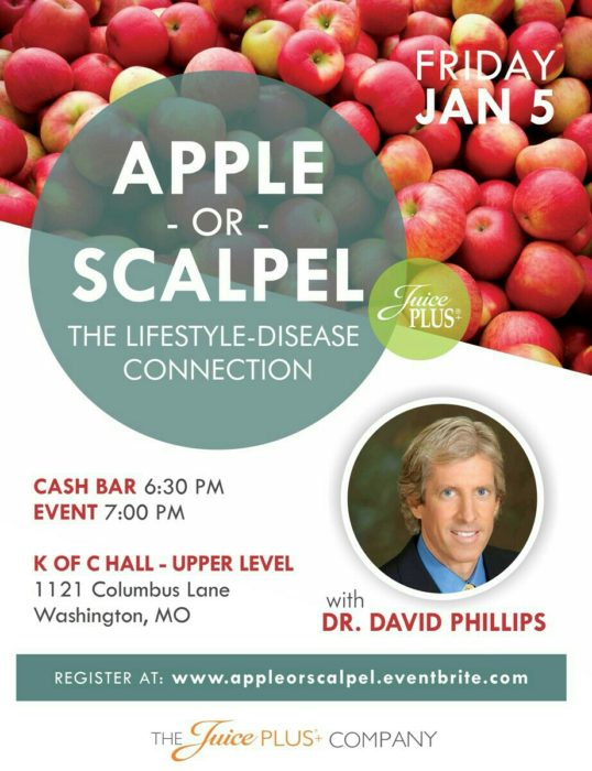 Apple or Scalpel @ Knight's of Columbus Hall | Washington | Missouri | United States