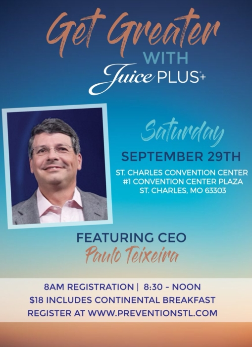 Paulo Teixeira @ St. Charles Convention Center | Saint Charles | Missouri | United States