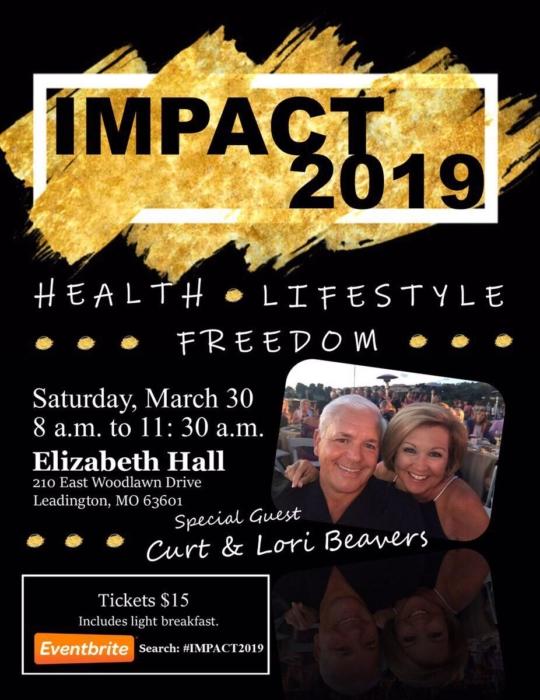 Impact 2019 @ Elizabeth Hall