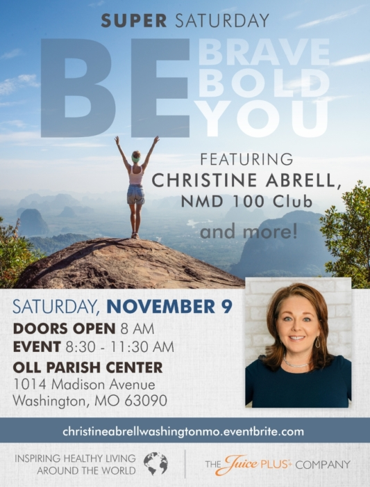 Christine Abrell Events @ Oll Parish Center | Washington | Missouri | United States