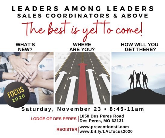 Leaders Among Leaders @ The Lodge Des Peres | Des Peres | Missouri | United States