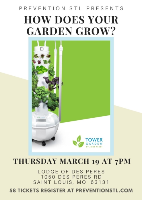How Does Your Garden Grow? @ Lodge of Des Peres | Des Peres | Missouri | United States