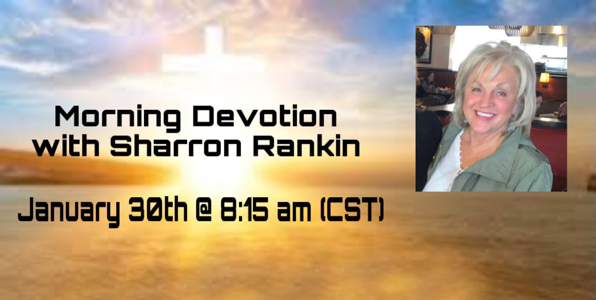 devotion with sharron rankin
